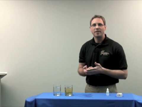 Gordon Bros Kinetico Chlorine Test