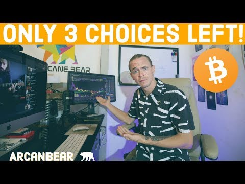 Bitcoin Only Has Three Choices left!  $1500/$50k OR....?!!