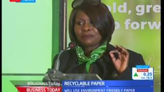 Safaricom launches eco-friendly paper bag