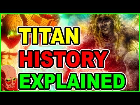 Attack on Titan History Explained! Truth Of Grisha | Attack on Titan Season 3 Part 2 Episode 8