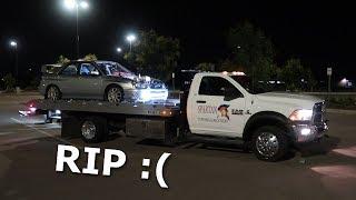 The Hondaru Blew Up!