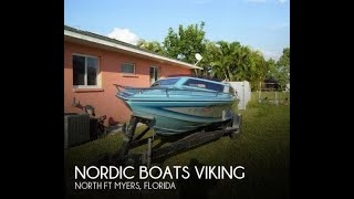 Used 1986 Nordic Boats Viking for sale in North Ft Myers, Florida