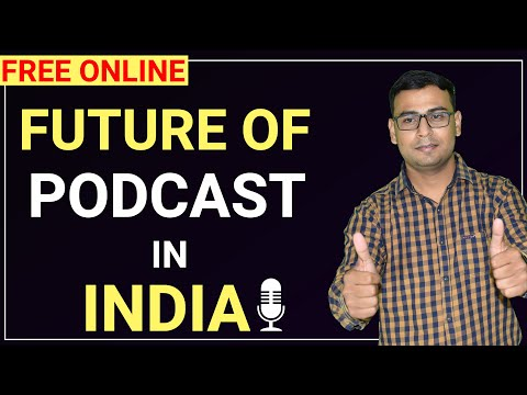 15 What is the Future of Podcasts in India   Podcast Course in Hindi