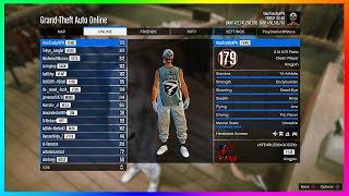 So I Bought a GTA 5 Online PS4 Modded Account for $200, and got this...