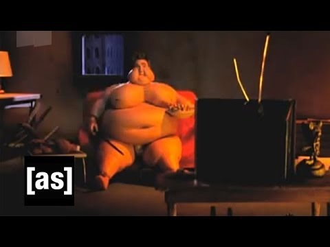 Robot chicken naked boobs can