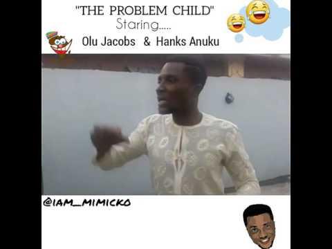 Olu Jacobs x Hanks Anuku - The Problem Child By Mimicko