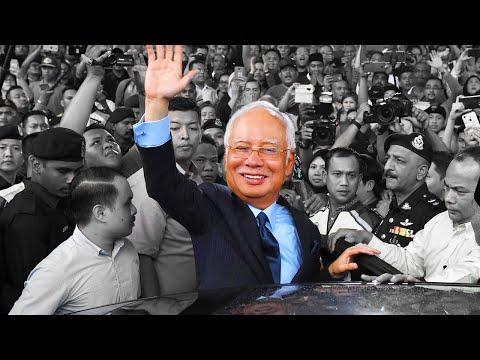 Jom Kenali Najib Razak: Dari Nottingham Ke Mahkamah