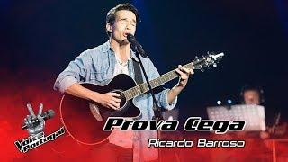"Ricardo Barroso - ""Mess is Mine"" | Prova Cega | The Voice Portugal"