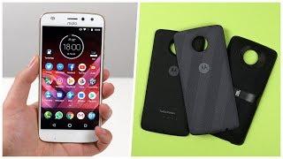Review: Motorola Moto Z2 Play inkl. Moto Mods (Deutsch)   SwagTab