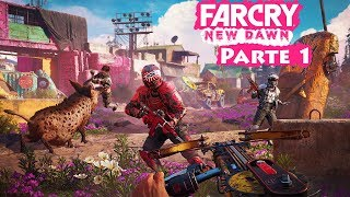 FAR CRY New Dawn - Parte 1 Gameplay Español PS4 PRO 2019 [1080p]