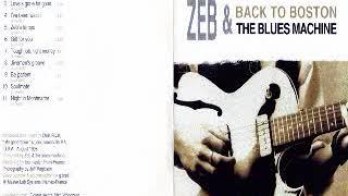 Zeb & The Blues Machine - Back To Boston - 1998 - Homeless Man Blues - Dimitris Lesini Greece