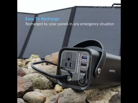 iForway PowerElf 200W Portable Power Station