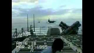 preview picture of video 'Persian Gulf Deployment 1994-95 - USS Chosin CG-65'