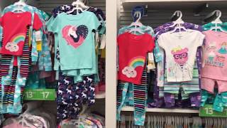 SHOPPING WITH BABY | CARTERS, MARSHALLS & HOMEGOODS