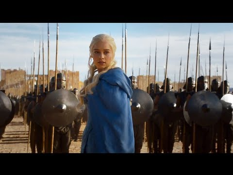 Commercial for Game of Thrones (2013) (Television Commercial)