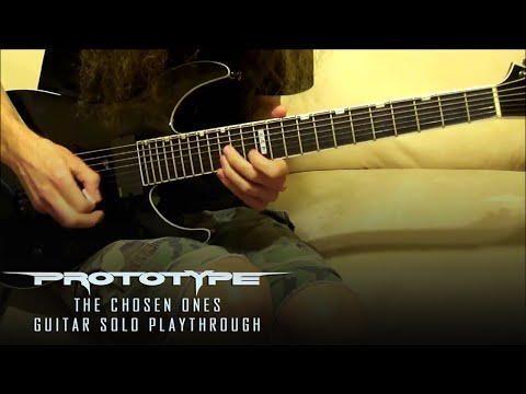 Prototype - The Chosen Ones - Guitar Solo - Kragen Lum