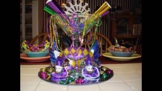 Mardi Gras Party Themed Decorating Ideas