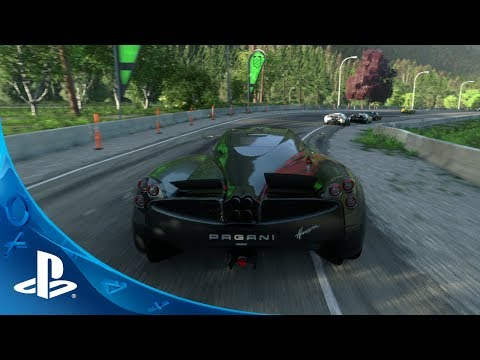 DRIVECLUB™ Game   PS4 - PlaySt...