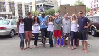 Midday 180 ALS Ice Bucket Challenge