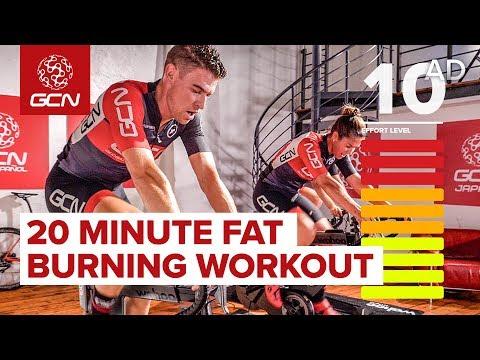 20 minutter forbrenning | Høy intensitet intervalltrening