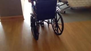 David Wheelchair SorbaSHOCK Fall Protection GSH Ohio JJ Carpet and TEKNOFLOR Vinyl