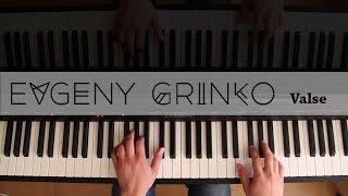 Evgeny Grinko - Valse (Piyano Cover)