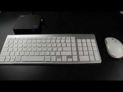 JOYACCESS Funktastatur + Maus Set