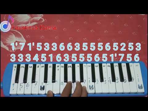 Not pianika cinta terbaik cover faustinus dama