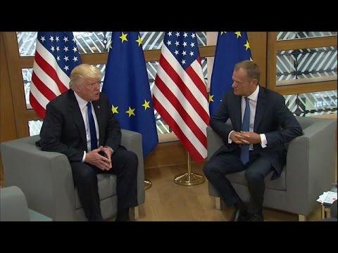 Βρυξέλλες: Η ώρα της διπλωματίας
