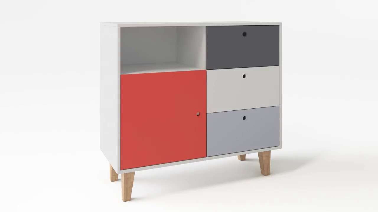 Concept Chest of Drawers