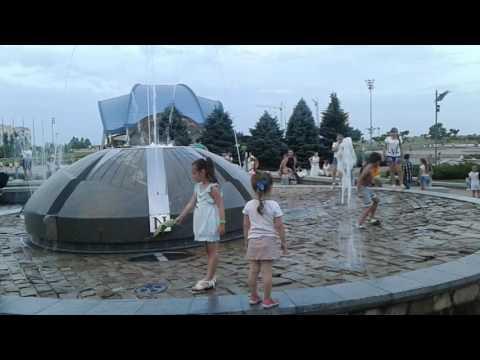 Город Южный Одесская обл.Лето 2016