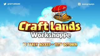 VideoImage1 Craftlands Workshoppe