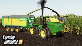 Farming Simulator 19 - Ravenport - New combine and tractor