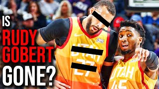 Donovan Mitchell makes NBA Playoff HISTORY but the Jazz Lose! Rudy Gobert Gone?