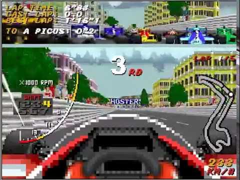 Driver Cam - Monaco Remake