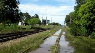 preview picture of video 'INUNDACIONES SANTA LUCIA  10-02-2010.NAUTICO'