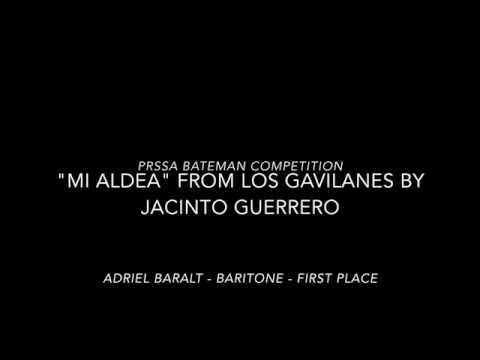 """""""Mi Aldea"""" by Jacinto Guerrero"""