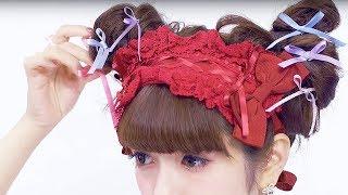 10 Lolita  Hair Arrange with Misako Aoki【English Sub】