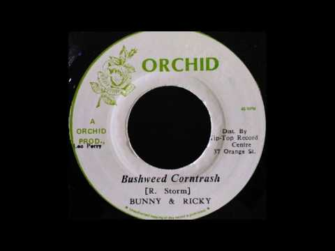 BUNNY & RICKY – Bushweed Corntrash [1975]