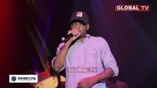 Bushoke Alipompandisha Q-Chillah Kwenye Show Yake