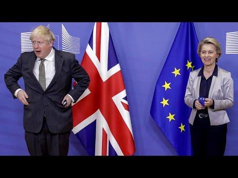 Brexit: Οι προσπάθειες για συμφωνία συνεχίζονται αλλά οι πιθανότητες λιγοστεύουν…