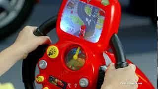 Симулятор тренажер Cars 3 V8 Driver Smoby 370211 от компании Babysun. com. ua - видео
