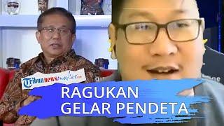 Ketua Umum Persekutuan Gereja-gereja Indonesia Meragukan Kesahihan Gelar Pendeta Jozeph Paul Zhang