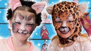 Face Paint Song | Pocket Preschool