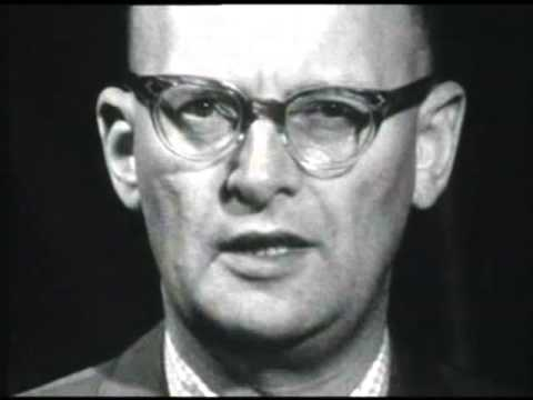 Here's Arthur C Clarke Predicting The Internet In 1964, Like a Boss