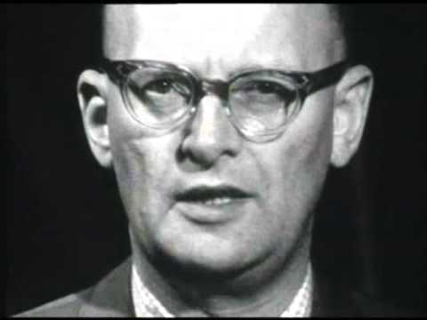 Here's Arthur C Clarke Predicting The Internet In 1964, Like a Boss