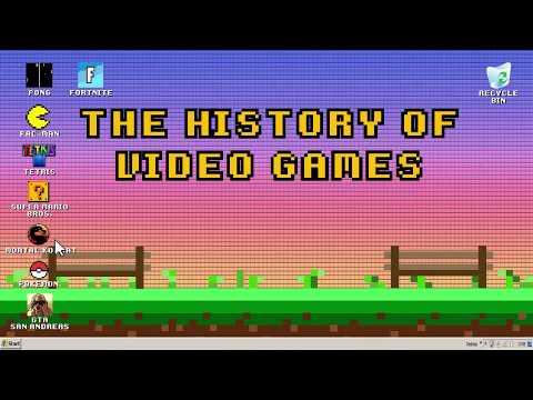 Jennifer Chung - History of Video Games