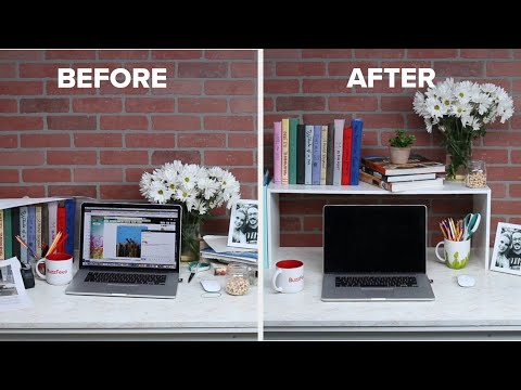 Easy Hacks To Live Clutter Free