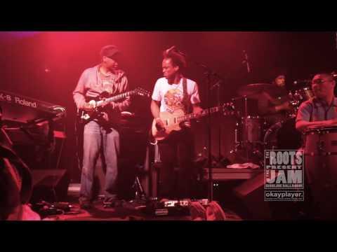Vernon Reid / The Roots Present The Ten Dollar Bill Show / 4.01.09 online metal music video by VERNON REID