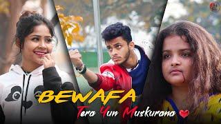 Bewafa Tera Yun Muskurana || Heart Touching Love Story ||Latest Hindi sad Song 2020 ||Manan Bhardwaj